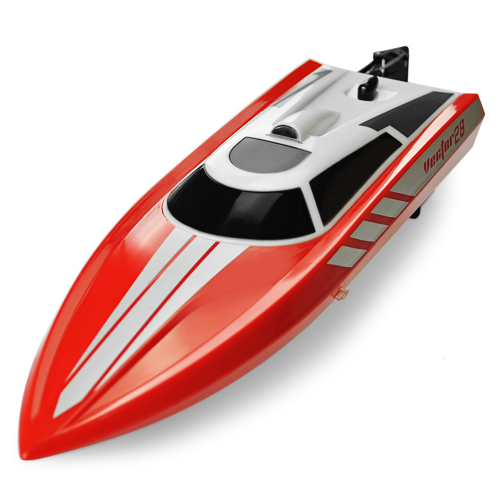 2017 new rc boat 2 4ghz 2ch rc racing boat rtr 25km h deep