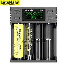 Liitokala Lii S2 Lii 402 Lii S4 Battery Charger, Charging 18650 18350 18500 16340 10440 14500 26650 1.2V AA AAA NiMH Battery.