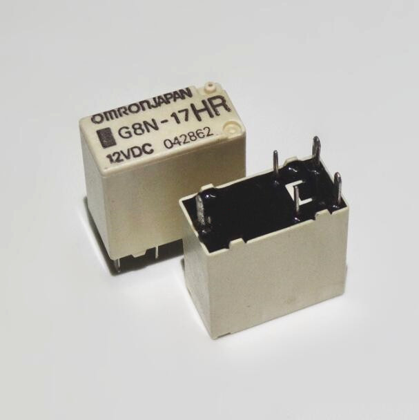 auto CAR 12V relay G8N-17HR 12VDC G8N-17HR-12VDC 12V 12VDC DC12V 5PIN nte r51 1d70 12f 70a 12vdc spst automotive relay