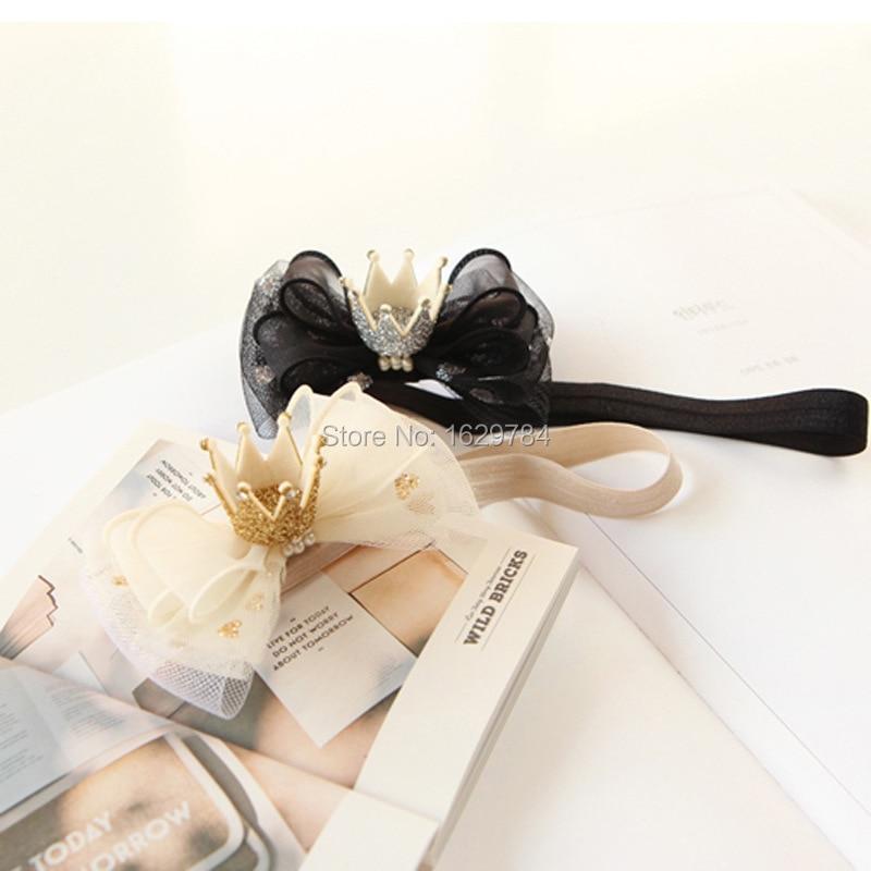 10pcs Modni bleščice 3D Gemstone Tiaras Dekleta Hairbands Solid Lep - Oblačilni dodatki - Fotografija 3