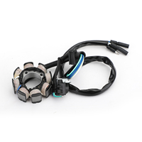Areyourshop For Honda CRF450 CRF 450 CRF450R 2004 31120 MEN 003 Generator Magneto Stator Coil Motorcycle Accessories