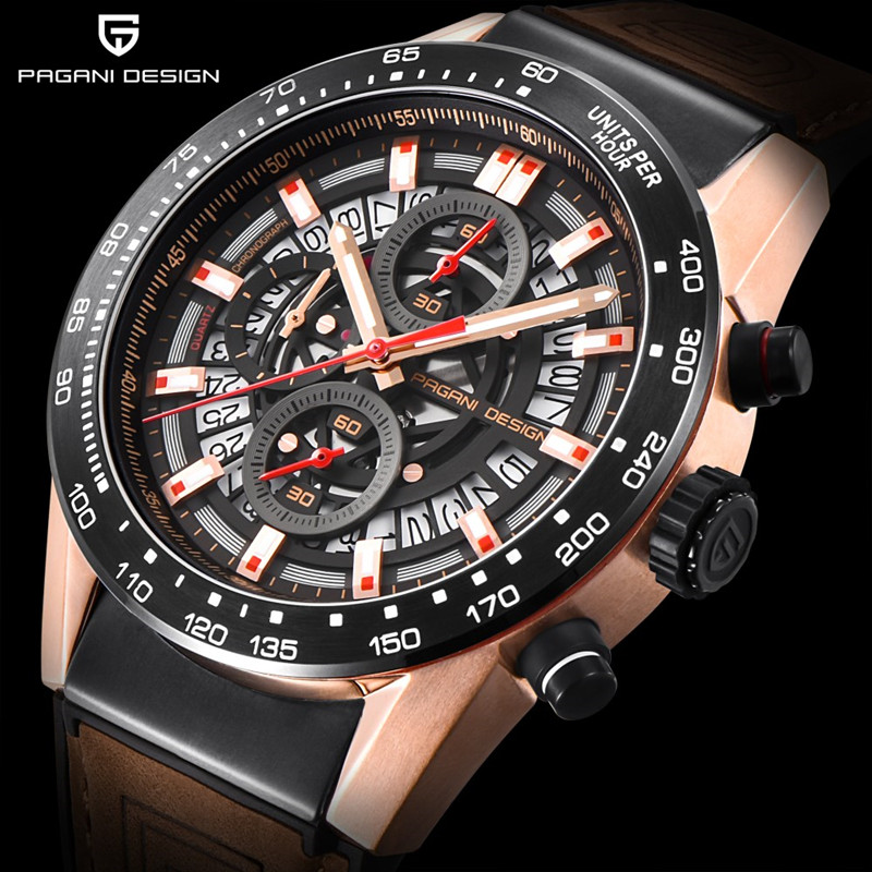 2018 PAGANI DESIGN Top Luxury Brand Sports Chronograph Mens Watches Fashion Waterproof Quartz Watch Clock Relogios Masculino 2018 PAGANI DESIGN Top Luxury Brand Sports Chronograph Mens Watches Fashion Waterproof Quartz Watch Clock Relogios Masculino