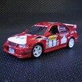 Mi. tsubishi 1:43 Lancer EVO 6 Ралли Edition бутик сплава автомобиля игрушки для детей детей игрушки Модель оптом freeshipping