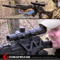 Greeenbase Tactical AK 47 AK 74 CNC Side Weaver Rail Scope Mount Black Dark Earth