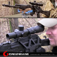 Greeenbase Tactical AK 47 AK 74 CNC Side Weaver Rail Scope Mount Black Dark Earth