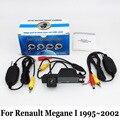 HD Широкоугольный Объектив Камера Заднего вида Для Renault Megane 1 1995 ~ 2002/RCA Проводной Или Беспроводной CCD Ночного Видения Влагозащищенные Камеры