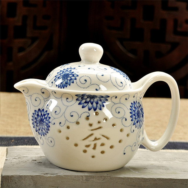 Chinese Ceramic Teapot Dragon Tea Pot