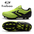 TIEBAO Brand Professional Outdoor Sport Football Boots men Soccer Cleats Shoes AG Soles Athletic Training Sneakers EUR 39-43