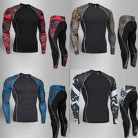 2018 19 New Men S Thermal Underwear Male Apparel Sets Autumn Winter Warm Clothes Riding Suit