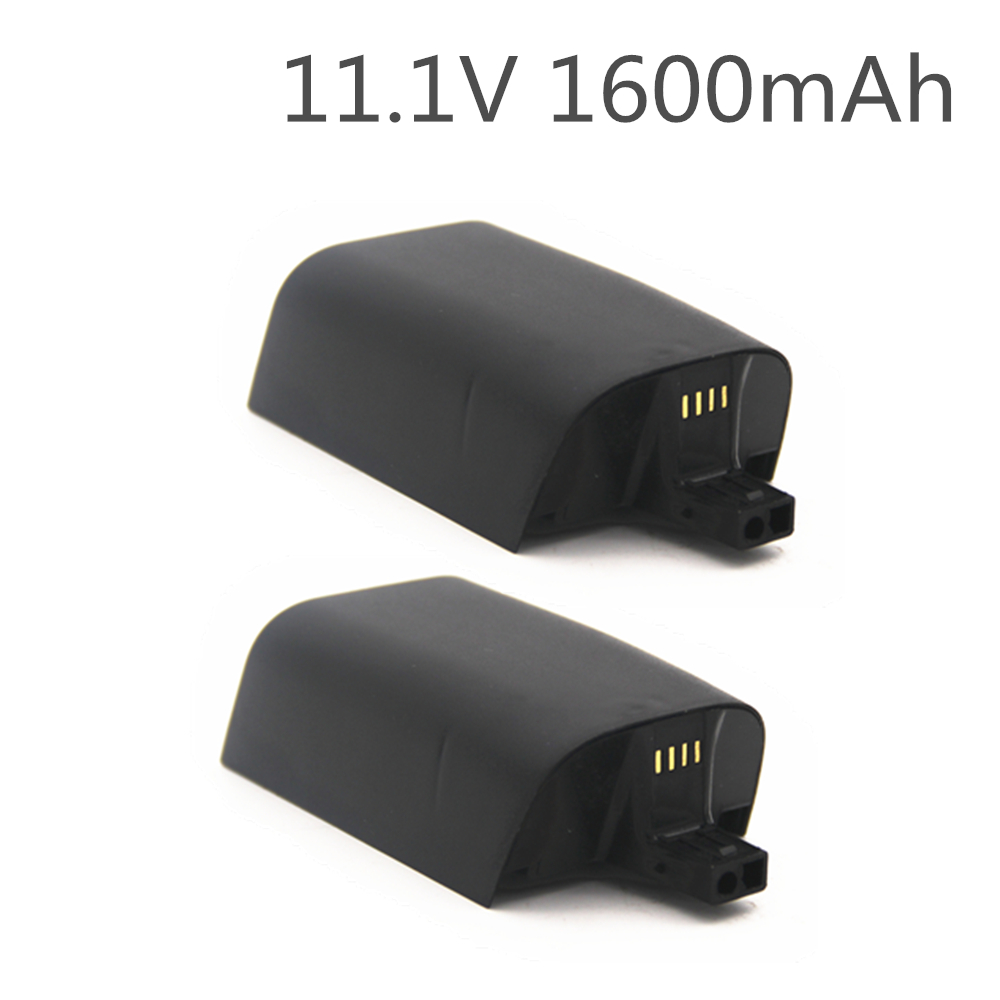 Lipo Battery For Parrot Bebop Drone 3.0 11.1V 1600mAh Helicopter Drone Backup Replacement Battery For Bebop Drone 3.0