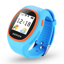 ZAPAX Kinder Smart Uhr tragbare gerät für iPhone Xiaomi Huawei Samsung Bluetooth Smartwatch Telefon mit SOS WIFI GPS Armbanduhr