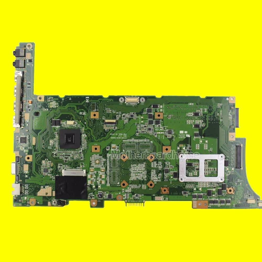 K73SD Motherboard GT540M/520M 1G For ASUS A73S,A73SJ,A73SV,K73S laptop Motherboard K73SV Mainboard K73SV Motherboard test OK hot k73sv k73sm x73s k73s notebook motherboard for asus k73sd rev 2 3 gt540m discrete graphics free shipping with warranty
