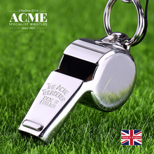 ACME 60.5 Referee Coach Solid Metal Training Whistle Basketball Volleyball league cheerleading tool with laser engraving service