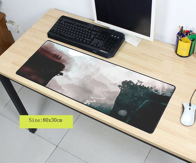 computer mousepad anime gaming