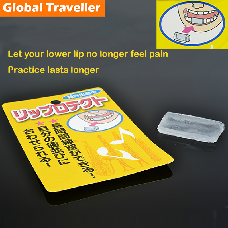 Lower Tooth Teeth Pad Sol-gel Lip Pad To Reduce The Lower Lip Pain For Sax Clarinet Oboe Bassoon Woodwind Repeated Use Saxophone