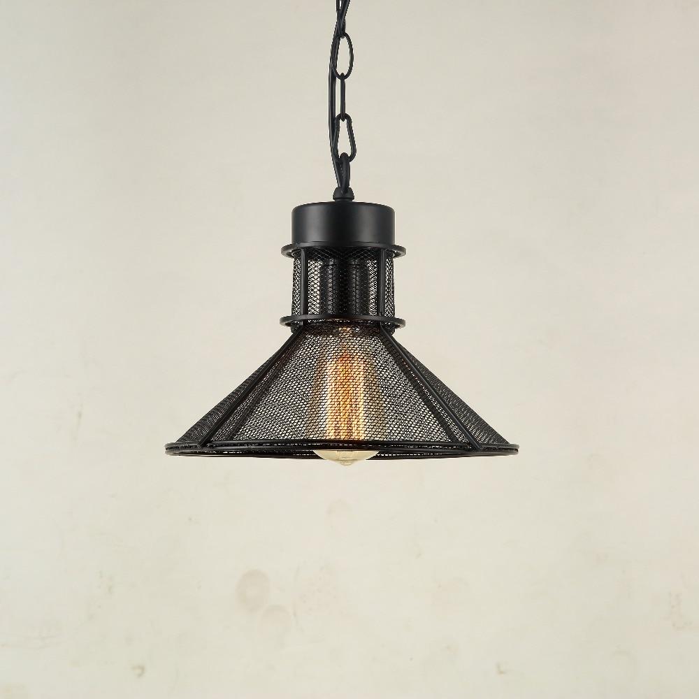 Modern Industrial Lighting: 2016 Modern Grid Industrial Lighting Counter Lamps Vintage