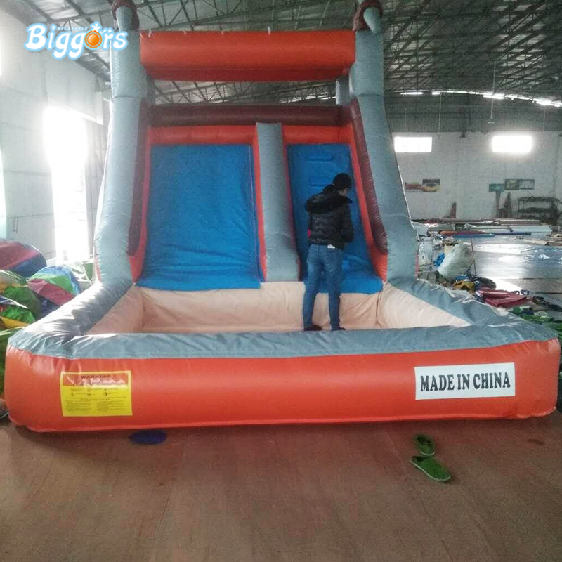 Backyard Inflatable Water Slide Pool Inflatable Water Slide For Sale