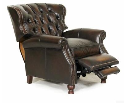 Sofa chair. The individual recreational real wood oil wax real leather lazy tiger chair the silver chair