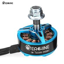 Original Eachine Wizard TS215 TS2306 2450KV Brushless Motor 2-6S For FPV Racing RC Drone Multirotor Spare Parts Accessories