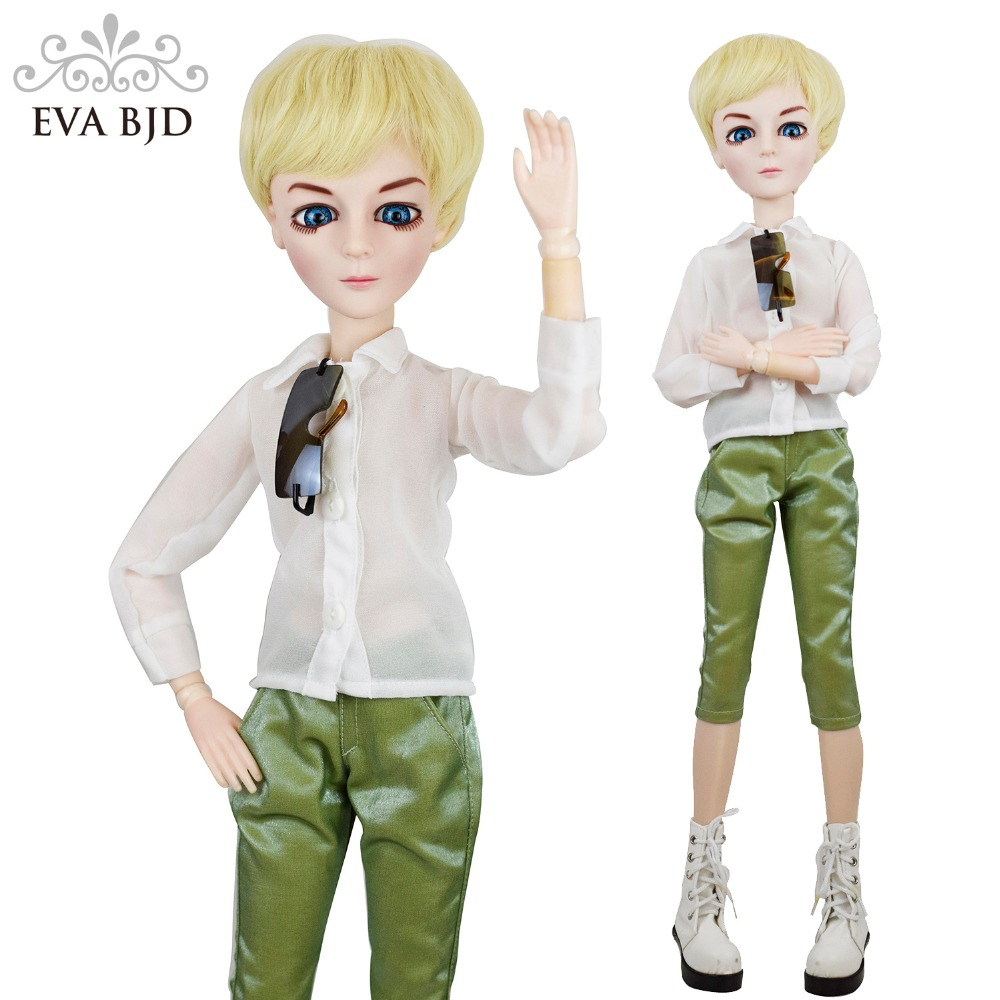24 Full Set + Jason Manager 1/3 BJD Doll SD Doll 56cm 22 jointed doll Boy BJD dolls + Sunglasses + Wigs Clothes Gift for Boy 24 full set bjd doll devil manager men chinese manager ball jointed dolls sd doll toy boyfriend boy gift for boy children