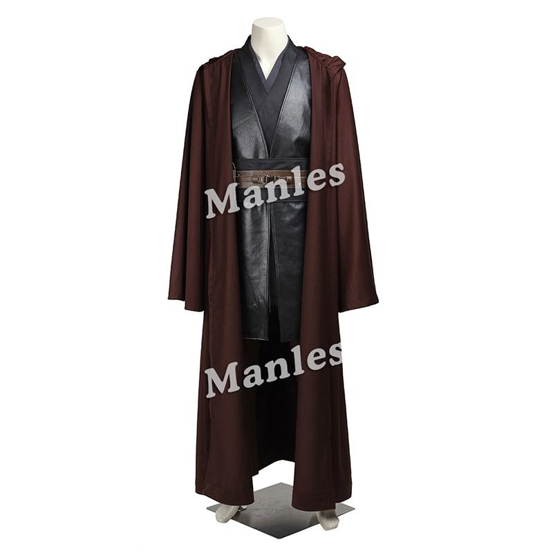 Anakin Skywalker kostuum Star Wars Darth Vader Cosplay superheld - Carnavalskostuums - Foto 2
