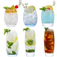 Бессвинцовый Хрустальный хайбол стеклянная барная посуда Коллинз стакан для питья es для воды, сока, пива и коктейля