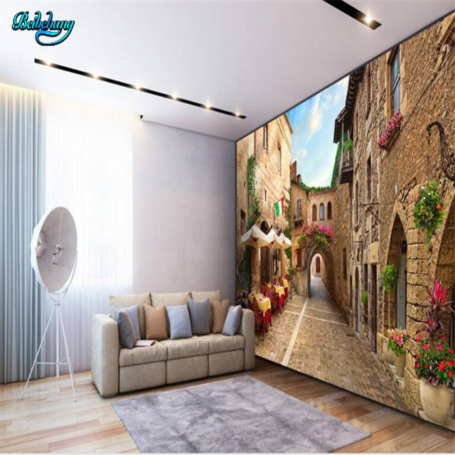 beibehang custom nonwovens wallpapers