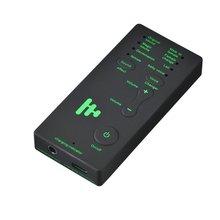 Мини-адаптер для смены голоса 8 режимов переключения голоса микрофон маскирующий телефон микрофон адаптер для смены голоса для PUBG MIC игры