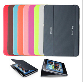 Presente de natal new pu leather case para samsung galaxy note 10.1 n8000 n8010 n8020 tablet capa + filme protetor de tela + stylus