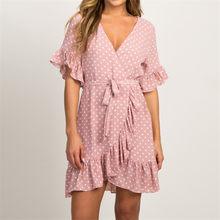 38b6b68e8c531 Popular Chiffon Sundress-Buy Cheap Chiffon Sundress lots from China ...