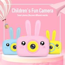Детская мини-камера для фотосъемки, детская камера 1080 P, цифровая проекционная видеокамера для обучения