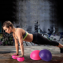 165 см практичный фитнес массажер с шипами полусферическая ступня