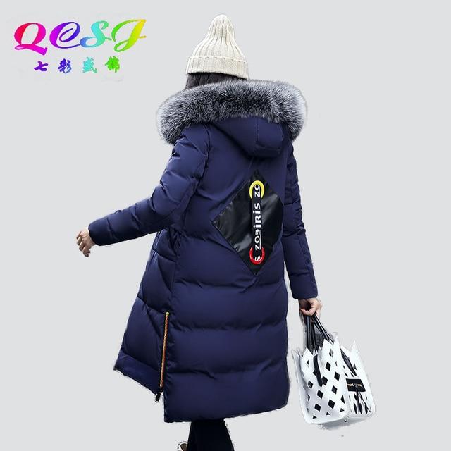 Зимние Для женщин куртка на молнии Длинные женские пальто Мех животных Мужские парки miegofce Женская Толстая теплая верхняя одежда Астрид Модные женские пальто