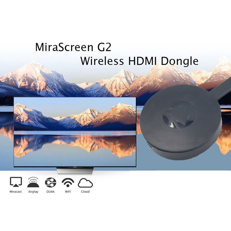 New TV Stick Wireless Dongle TV Stick 2.4GHz 1080P HD Chorme cast Support HDMI Miracast Airplay for Android iOS System