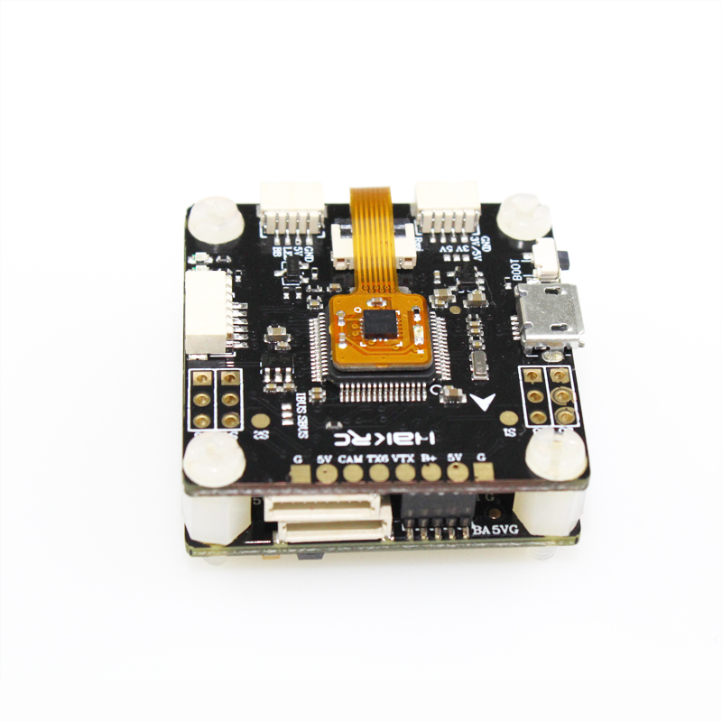 HAKRC F4V3 Flytower F4 Flight Controller OSD Built-in PDB BEC + 30A BLHeli_S 4 IN 1 ESC FPV Racing Drone DIY Parts For RC Models 20x20mm mini f4 flytower flight control integrated osd 4 in 1 esc built in 5v 1a bec support dshot for fpv rc drone
