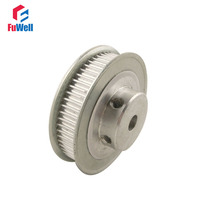 Free Shipping Aluminium M5 Screw Holes 3M Synchronizing Wheel Pulley 60 Teeth 10mm Inner Bore