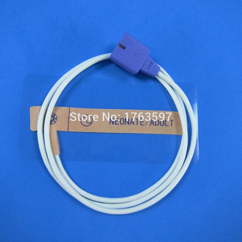 Capteur Nellcor OXIMAX MAX-A SPO2 à usage unique compatible pour - Outils pour les soins de la peau - Photo 2