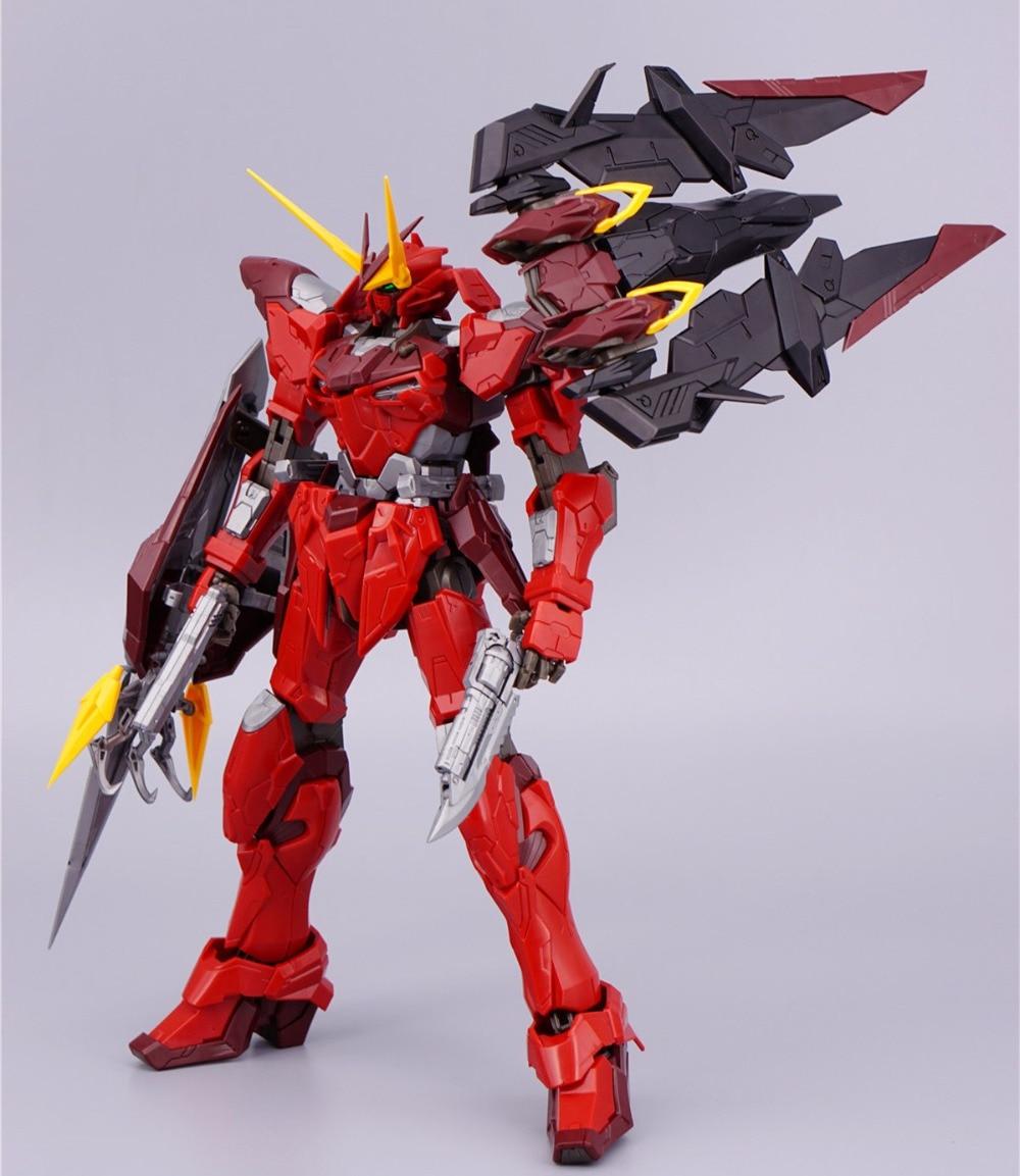 Dragon Momoko model 1 100 MG RGX 00 Testament Gundam