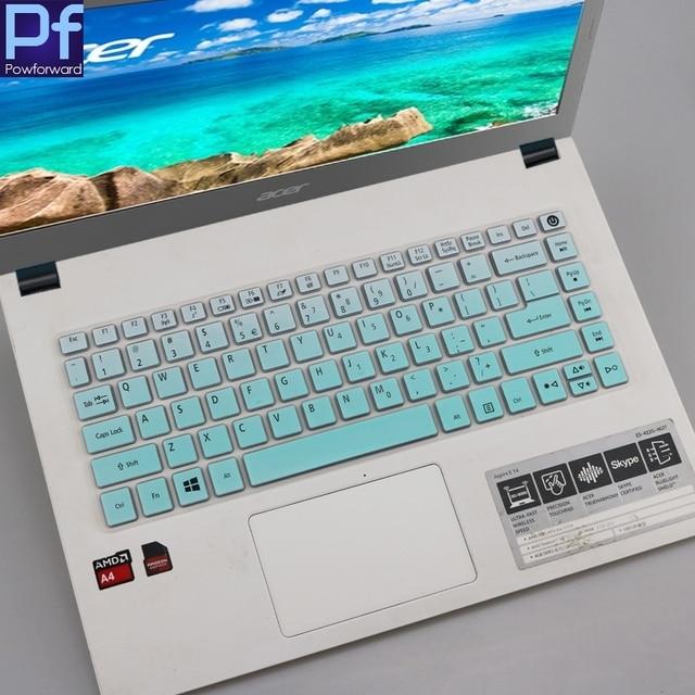 € 1 7 5% de DESCUENTO|14 pulgadas cubierta de teclado Protector de la piel  para Acer Aspire 3 A314 31 ES1 433G A314 E1 410/422/432/470 /472 ES1 411