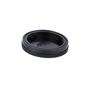 Image 4 - 10 sztuk kamera tylna pokrywka obiektywu przeznaczona do obiektywów Sony NEX NEX 3 E do montażu