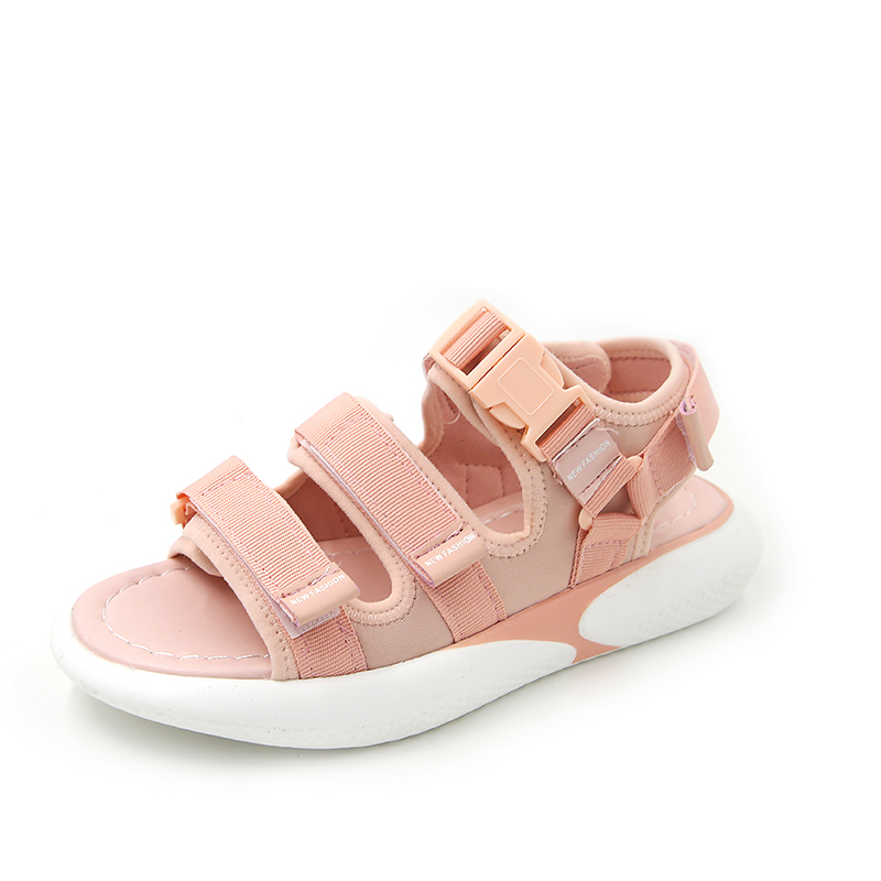 Women Sandals 2018 New Slip on Summer Slippers for Women Sandals Trainers Beach Shoes Flat Heel Thick Bottom Neutral Size 35-39 new 2016 women rhinestone gladiator sandals summer flat casual shoes beach slippers size 35 39