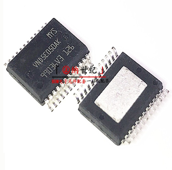 Genteel 2pcs Vnd5e050ak Auto Body Computer Bcm Turn Signal Control Chip Is Always On Ssop-24 Latest Fashion Active Components Integrated Circuits