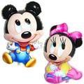 Limitada Apressado Impresso Juguetes Ballon Bonito Mickey E Suprimentos Crianças Brinquedos Dos Desenhos Animados Da Folha Balão Balões Brinquedos Infláveis