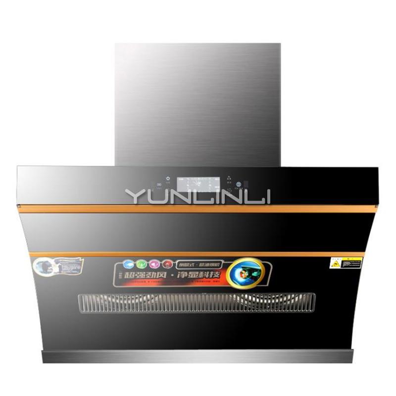 Faixa de Sucção Lado Exaustor Tipo de Limpeza Automático Inteligente Casa Grande de Sucção Do Motor Duplo GB027