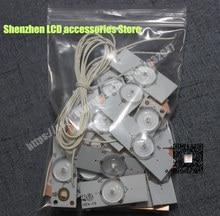 6V Concave Lens for LED Backlight Strip Repair TV  CL 40 D307 V3   40PFL5708/F7 40PFL3188 40pfg4109/78 40phg4109/78 40PFT4109/60