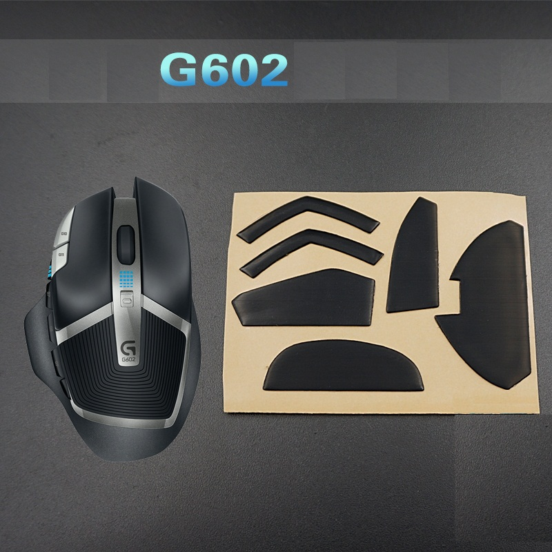 US $3 89 |3M Teflon Mouse Skates / Mouse Feet For Logitech G602 with free  Alcohol pad for clean 0 6MM Gaming pads-in Mouse Pads from Computer &  Office