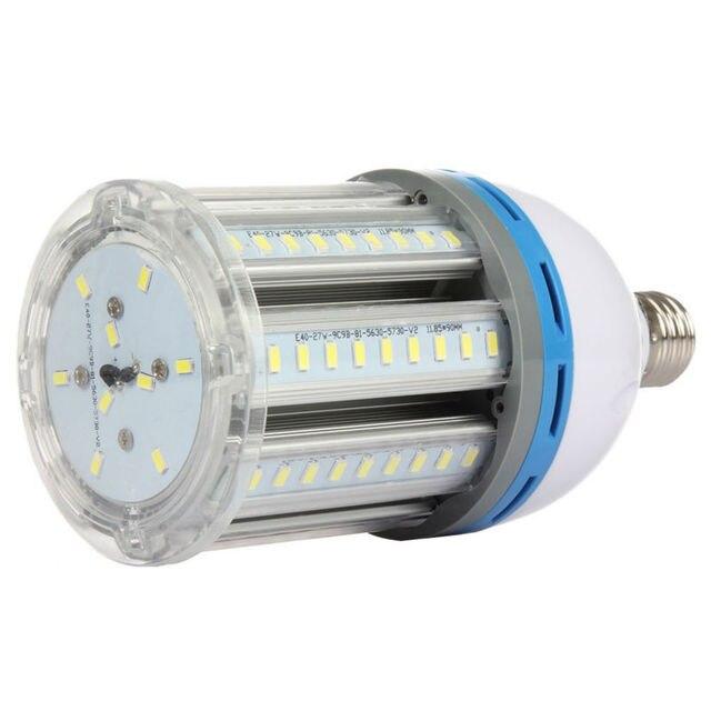 Imperméable à leau IP65 SMD5730 E40 E27 Led ampoules de maïs 30W 45W 55W 65W 80W 100W 120W projecteur extérieur lampe de chemin de jardin