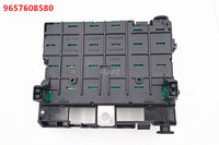 Fuse Box Unit IN ENGINE BAY Assembly RELAY for CITROEN PEUGEOT 9657608580 9650663980 BSM 6500Y1