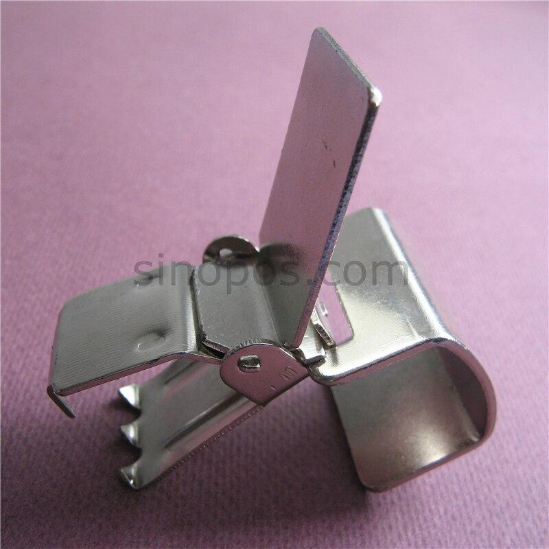Carpet Metal Clips Tubular Hook With