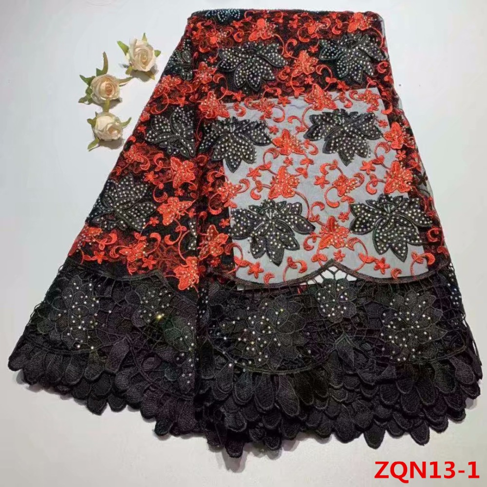 2019 Hot sale nigerian guipure lace fabric embroidery cord lace for dress african water soluble lace fabric2019 Hot sale nigerian guipure lace fabric embroidery cord lace for dress african water soluble lace fabric